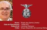 UMA DATA NA HISTÓRIA… 13 de Setembro de 1937 – Álvaro Santos (Varito) -