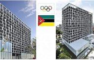 A nova sede do COMITÉ OLÍMPICO DE MOÇAMBIQUE -