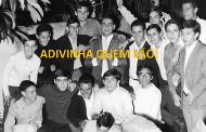ADIVINHA QUEM SÃO! - Festa de despedida da