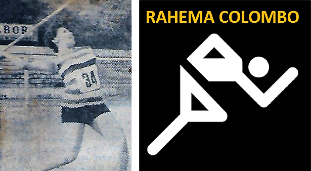 "Atletismo: Rahema Colombo – ""Nambauane"" de Victor Pinho"