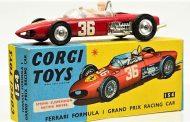 """Nos anos 50 na antiga Lourenço Marques, eu """"conduzi um Fórmula 1"""" -"""