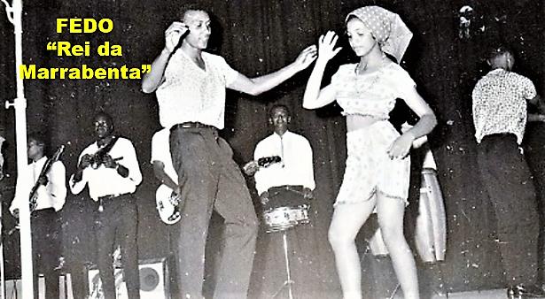 """Fedo: dançarino-rei da Marrabenta - """"Muanaxuabo"""" de Renato Caldeira"""