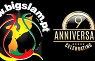 Hoje dia 24 de junho o BigSlam comemora o seu 9º Aniversário!