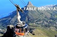 """Recordando uma viagem por terras de África (18) – """"Visita à Table Mountain… principal atração da cidade do Cabo""""!"""