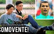 Ronaldo: O Humano No Futebolista -