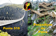 BigSlam à descoberta de Portugal: Ponte 516 Arouca e Passadiços do Paiva