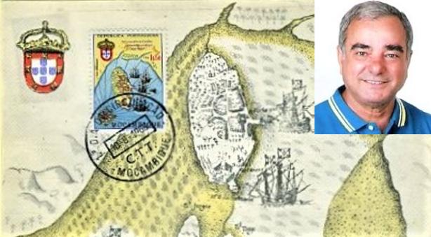 """MOÇAMBIQUE DE 1491 A 1974 – 4 ETAPAS DA SUA HISTÓRIA – """"A Capitania de Moçambique"""" - Por Cândido Azevedo"""