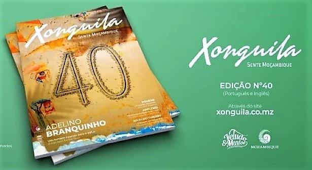 SENTE MOÇAMBIQUE ATRAVÉS DA REVISTA XONGUILA Nº 40